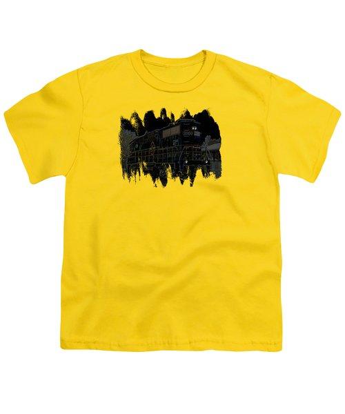 2083 Youth T-Shirt by Thom Zehrfeld