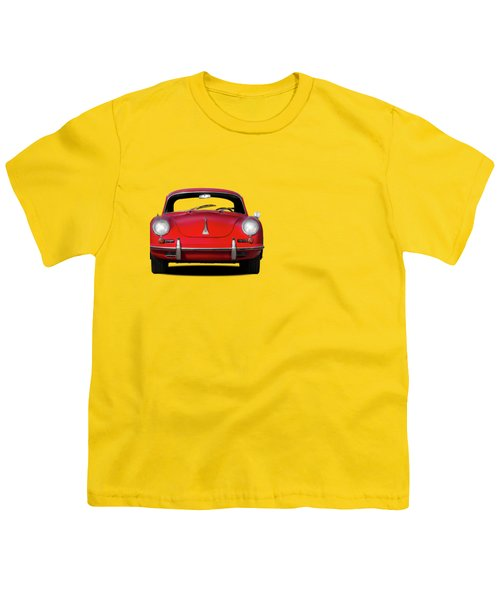 Porsche 356 Youth T-Shirt by Mark Rogan