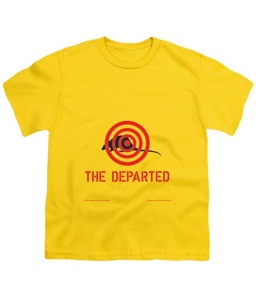 The Departed Youth T-Shirt by Gimbri