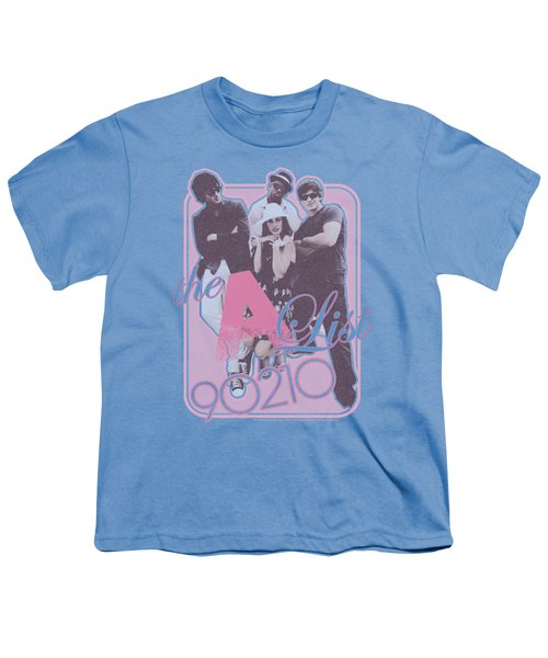 90210 - The A List Youth T-Shirt by Brand A