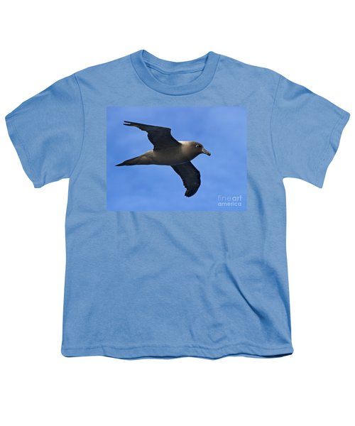 Pelagic Seabird... Youth T-Shirt by Nina Stavlund