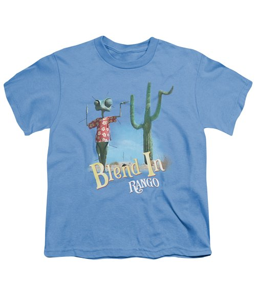 Rango - Blend In Youth T-Shirt by Brand A