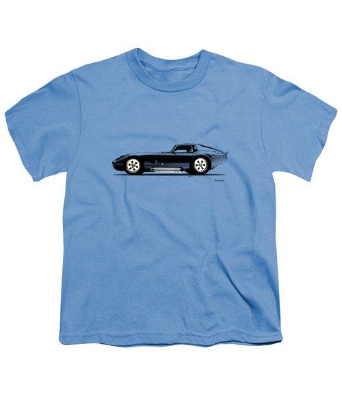 The Daytona 1965 Youth T-Shirt by Mark Rogan