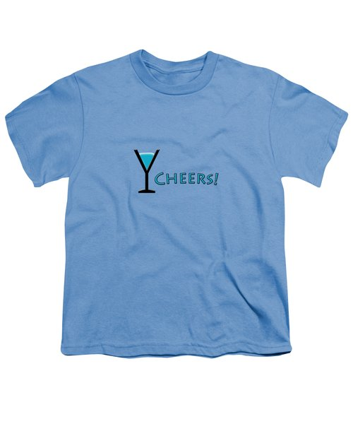 Cheers Youth T-Shirt by Bill Owen