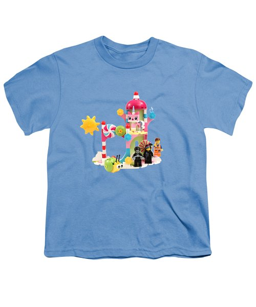 Cloud Cuckoo Land Youth T-Shirt by Snappy Brick Photos
