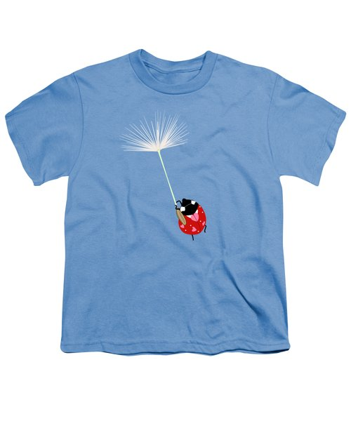 Hold On Youth T-Shirt by Brigitte Carre