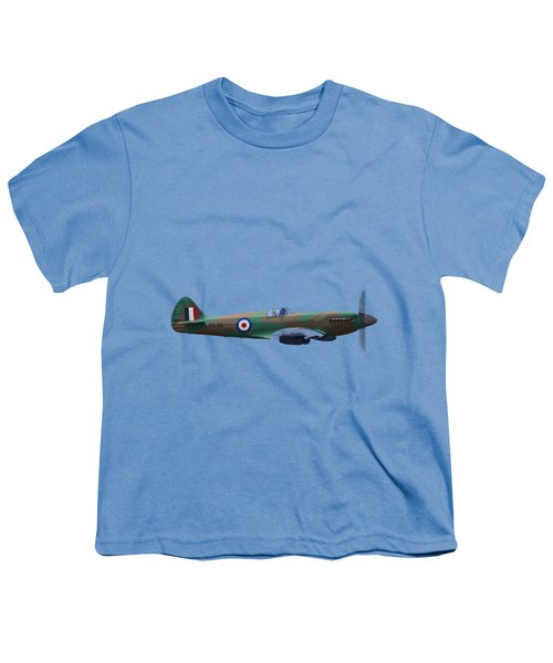 Spitfire Youth T-Shirt by Rob Lester Wirral