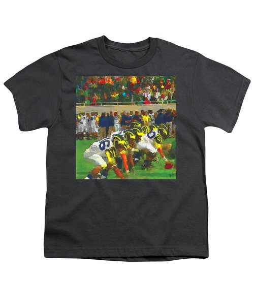 The War Youth T-Shirt by John Farr