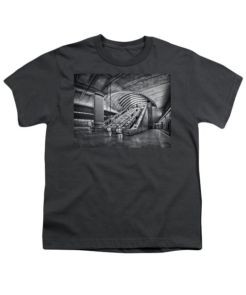 Beneath The Surface Of Reality Youth T-Shirt by Evelina Kremsdorf