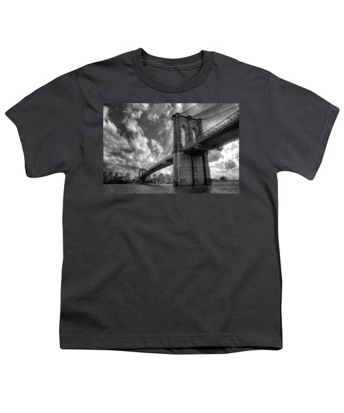 Connect Youth T-Shirt by Johnny Lam