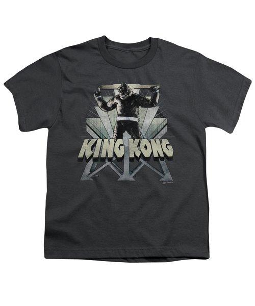 King Kong - 8th Wonder Youth T-Shirt by Brand A