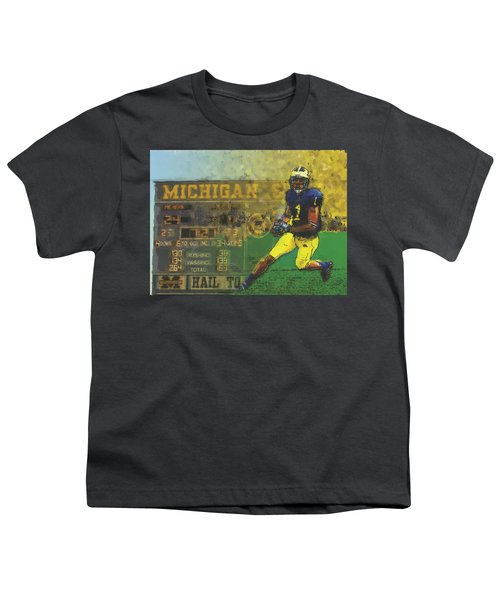 Scoreboard Plus Youth T-Shirt by John Farr