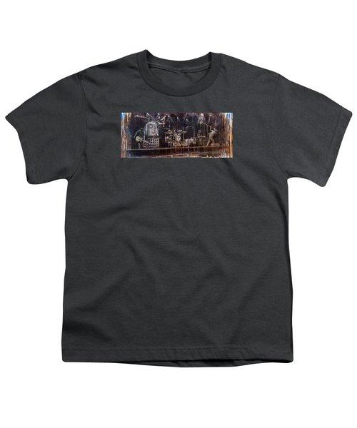 Stage Youth T-Shirt by Josh Hertzenberg