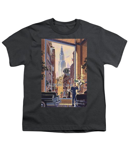 The Chrysler Youth T-Shirt by Michael Young