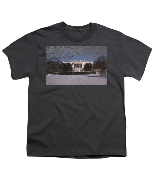 The Peoples House Youth T-Shirt by Skip Willits
