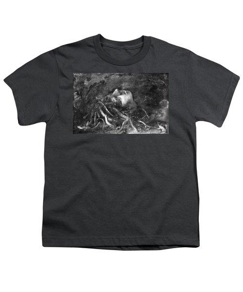 Mythology: Medusa Youth T-Shirt by Granger