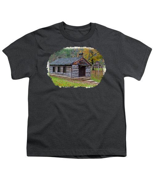 Church Youth T-Shirt by John M Bailey