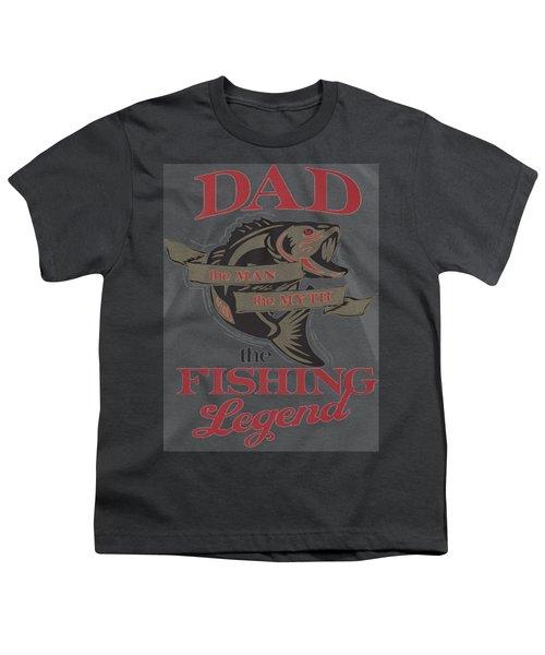 Fishing Youth T-Shirt by Thucidol
