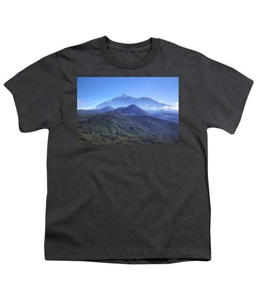 Tenerife - Mount Teide Youth T-Shirt by Joana Kruse