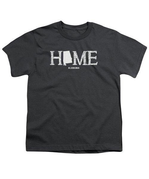Al Home Youth T-Shirt by Nancy Ingersoll