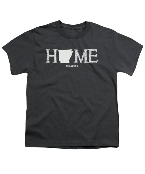 Ar Home Youth T-Shirt by Nancy Ingersoll