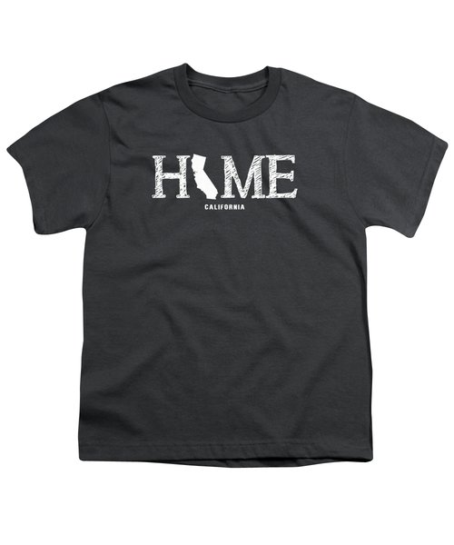 Ca Home Youth T-Shirt by Nancy Ingersoll