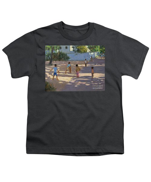 Cochin Youth T-Shirt by Andrew Macara