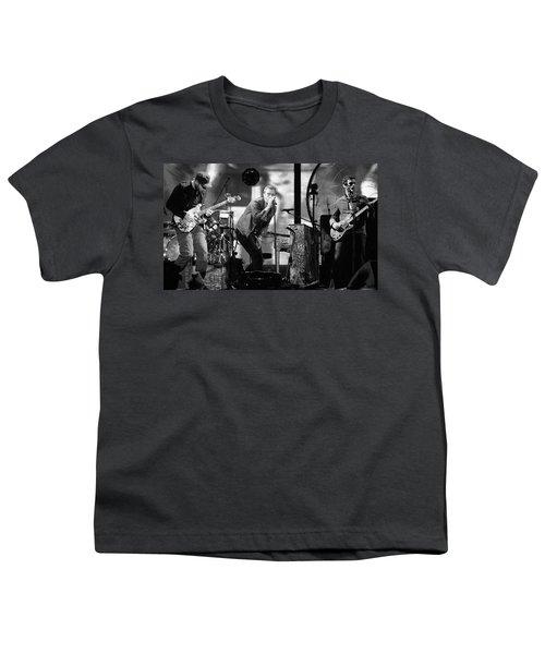 Coldplay 15 Youth T-Shirt by Rafa Rivas