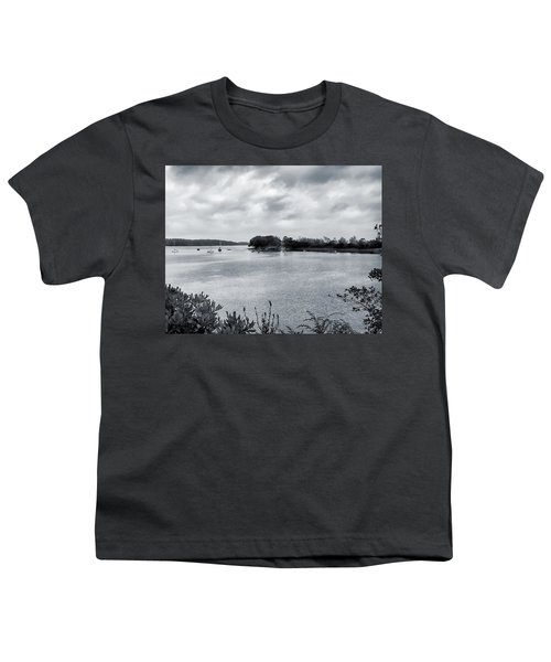 Harpswell, Maine No. 1-1 Youth T-Shirt by Sandy Taylor