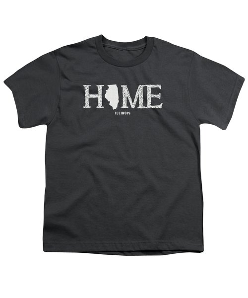 Il Home Youth T-Shirt by Nancy Ingersoll