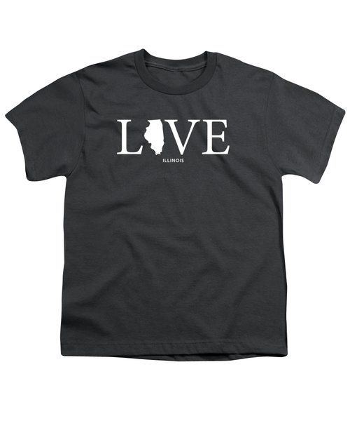 Il Love Youth T-Shirt by Nancy Ingersoll