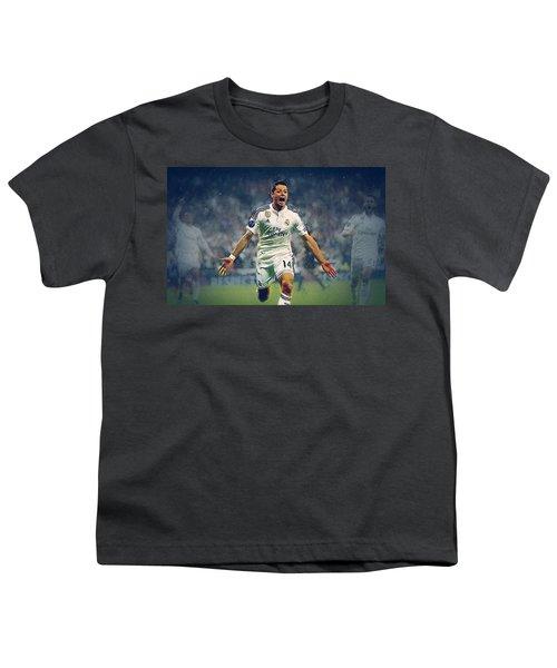Javier Hernandez Balcazar Youth T-Shirt by Semih Yurdabak