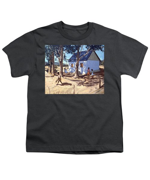 Little White House Karoo South Africa Youth T-Shirt by Andrew Macara