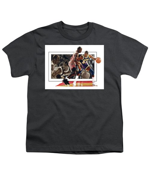 Magicandmike Youth T-Shirt by Dwayne Lester