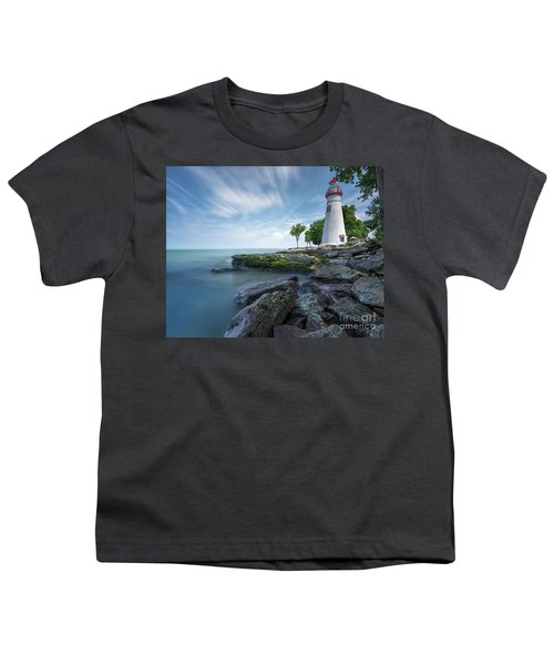 Marblehead Breeze Youth T-Shirt by James Dean