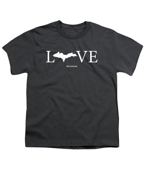 Mi Love Youth T-Shirt by Nancy Ingersoll