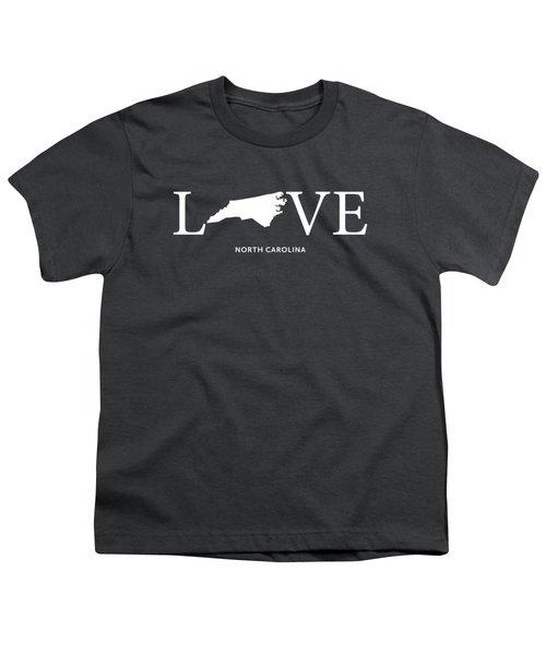 Nc Love Youth T-Shirt by Nancy Ingersoll