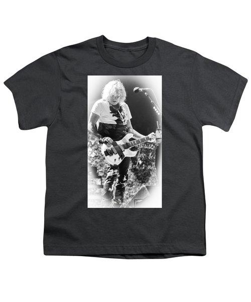 Ric Savage Youth T-Shirt by Luisa Gatti