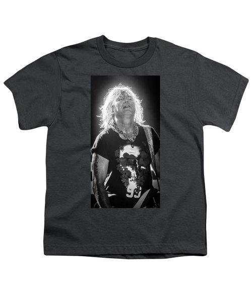 Rick Savage Youth T-Shirt by Luisa Gatti