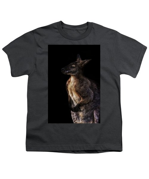 Roo Youth T-Shirt by Martin Newman