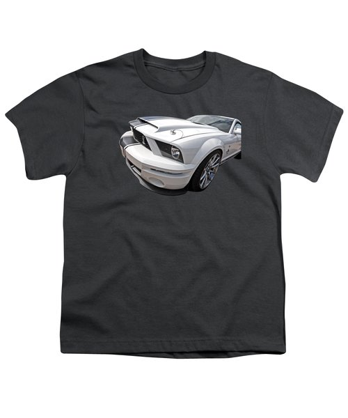 Sexy Super Snake Youth T-Shirt by Gill Billington