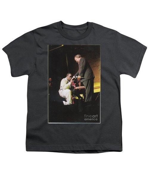 Sharpton 50th Birthday Youth T-Shirt by Azim Thomas