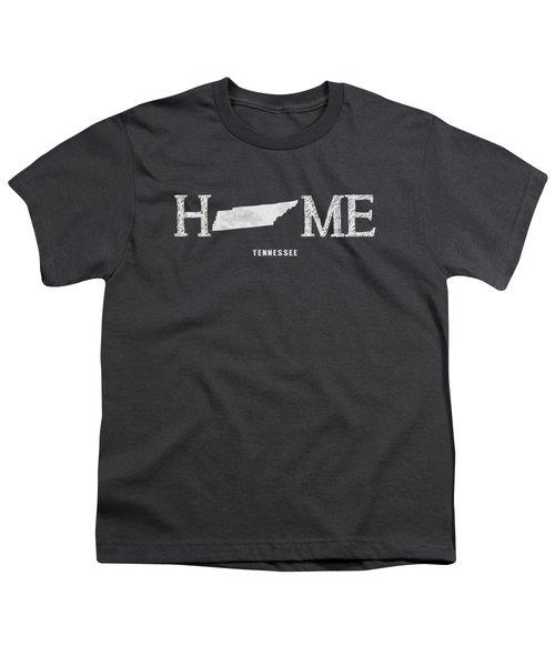 Tn Home Youth T-Shirt by Nancy Ingersoll