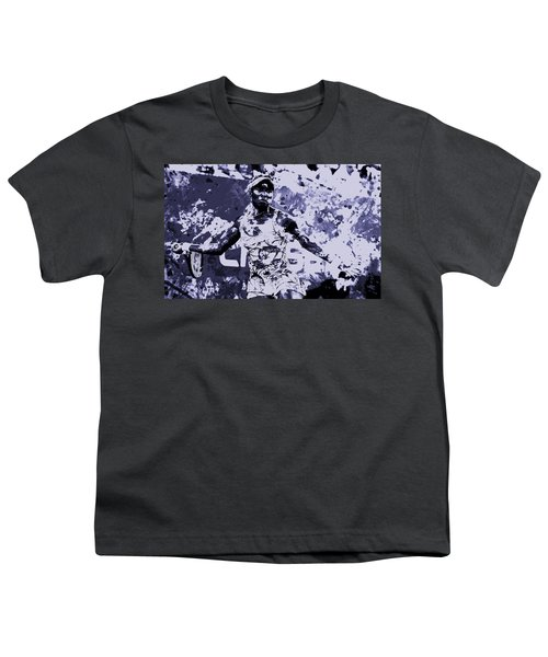 Venus Williams Stay Focused Youth T-Shirt by Brian Reaves