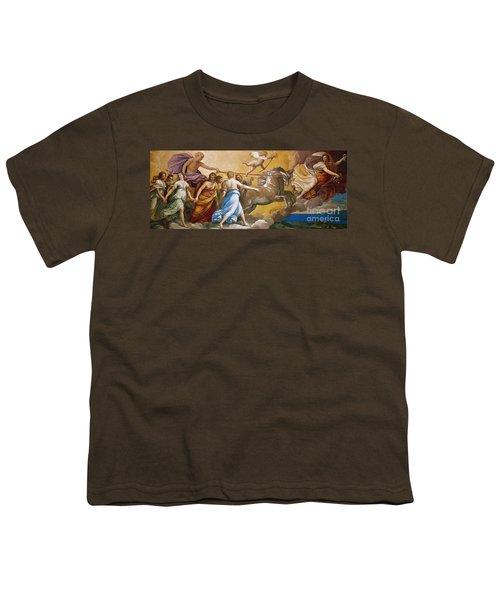Aurora Youth T-Shirt by Guido Reni