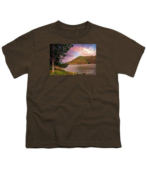 Beautiful Sunrise Youth T-Shirt by Robert Bales
