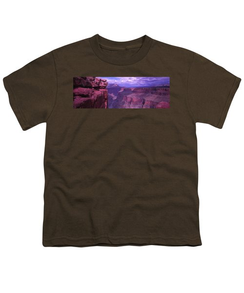 Grand Canyon, Arizona, Usa Youth T-Shirt by Panoramic Images