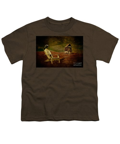 Hard Times Youth T-Shirt by Lois Bryan
