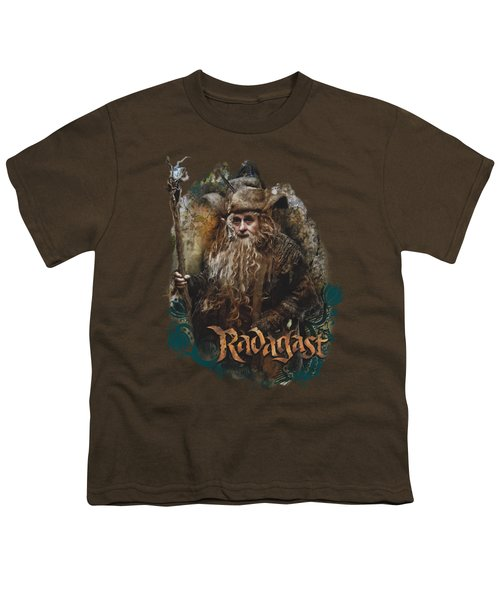 The Hobbit - Radagast The Brown Youth T-Shirt by Brand A