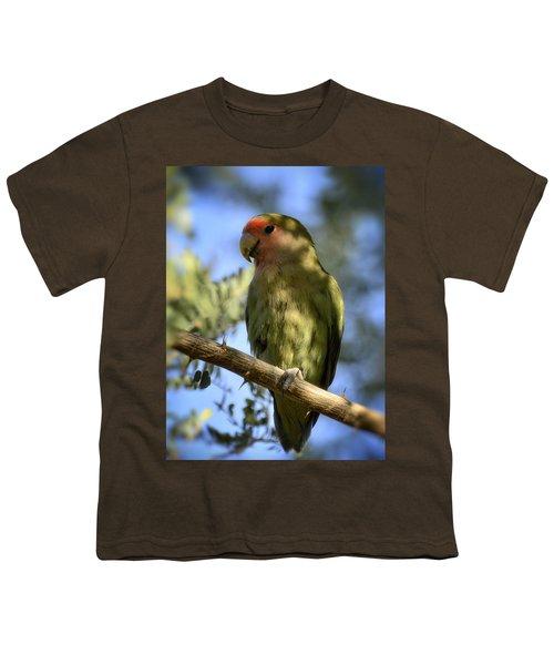 Pretty Bird Youth T-Shirt by Saija  Lehtonen